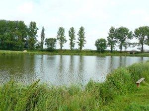 Рыбалка у села Угринов Волынской области