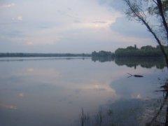 Рыбалка в селе Акимовка Днепропетровской области-1