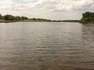 Рыбалка в селе Гришино в Донецкой области-1