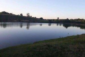 Водоем в с. Аннинское Кировоградской области-1