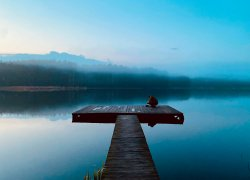 Рыбалка на Озере Плитниця
