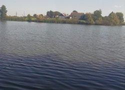 Рыбалка в Великой Деражне Житомирской области