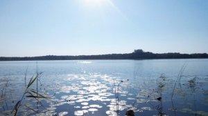 Озеро Тучное в Волынской области