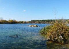 Рыбалка в Ксаверовке Житомирской области