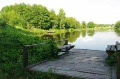 Рыбалка в селе Клетня Житомирской области