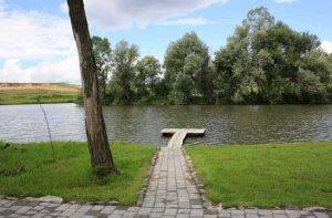 Рыбалка в Зарванцах Винницкой области