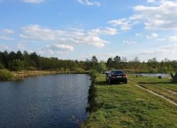 Рыбалка на базе отдыха «Пристань»