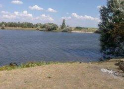 Рыбалка на ставке в с. Зеленовка Запорожской области-1