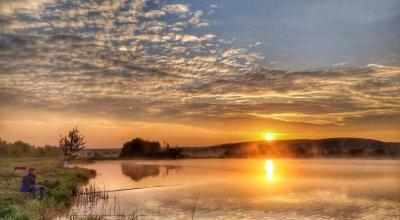 Экстим озеро в Ивано-Франковской области