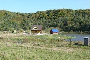 Озера возле Липовцов Львовской области