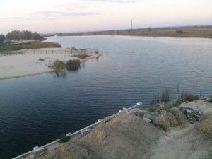 Озеро Святище в Киевской области