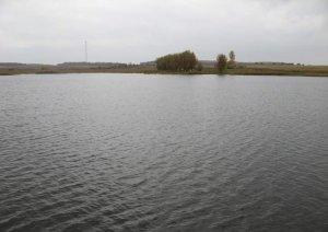Озеро в Якимове Львовской области