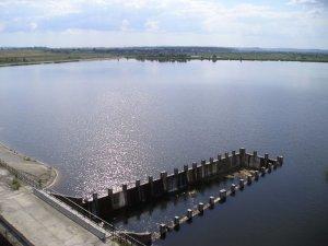 Пожарное водохранилище Львовское море