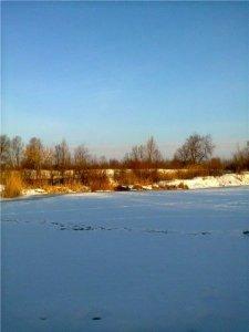 Рыбалка на карьерах в Ходовичах Львовской области