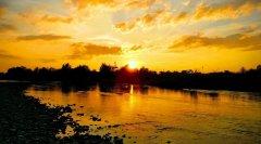 Рыбалка на реке Быстрица Ивано-Франковской области