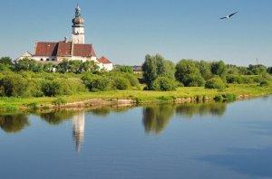 Рыбалка на Западном Буге у Буска Львовской области