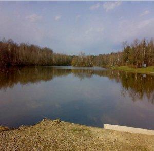 Рыбалка в Моршине Львовской области