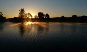 Рыбалка в Нижней Лукавице Львовской области