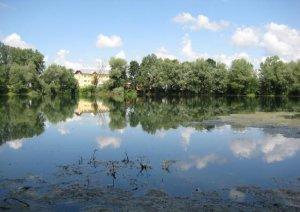 Рыбалка возле Угерско Львовской области
