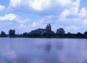 Теплое Озеро в Золочеве Львовской области
