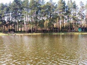 Верхнее озеро в Спасе Львовской области
