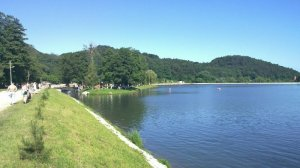 Винниковское озеро во Львовской области
