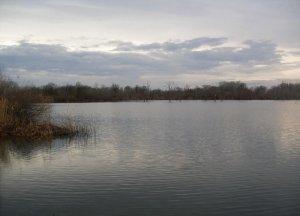 Водоем Разлив №1 во Львовской области