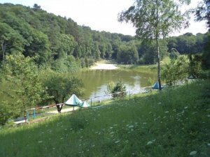 База отдыха Львовская Швейцария во Львовский области