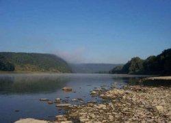 Рыбалка на Днестре в Черновицой области-1