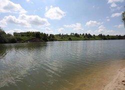 Рыбалка на Озере Крючок в с. Крюковщина Киевской области