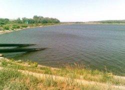 Рыбалка у пск. Белокуракино в Луганской области-1
