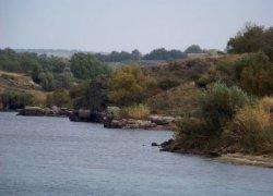 Рыбалка у села Новоантоновка в Николаевской области-1