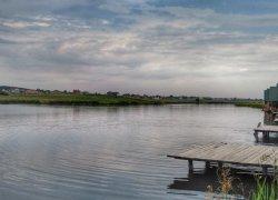Рыбалка у села Опришени