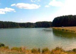Рыбалка у села Здвижевка в Киевской области-1