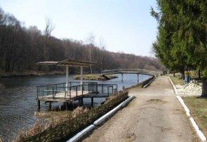 Озера в Липниках Львовской области