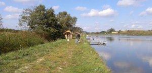 Озеро У Дубневичей Львовской области