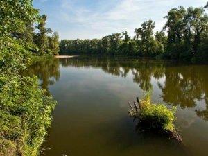 Рыбалка на озере Лесное в г. Киев Киевской области-1