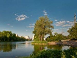 Рыбалка на озере Вербное в г. Киев Киевской области-1