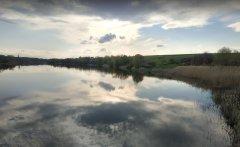 Рыбалка на Победовском водохранилище в г. Александрия Кировоградской области-1