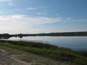Рыбалка у села Гамалеевка в Львовской области-1