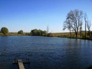 Рыбалка в Кротошине Львовской области