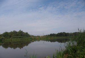 Рыбалка в Поршне справа во Львовской области
