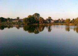 Рыбалка у села Терешковцы