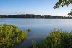 """Озеро """"Большое"""" в Волынской области-1"""