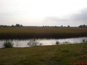 Рыбалка у села Малый Мидск в Ровенской области-1