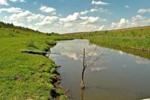 Рыбалка в посёлке Клевань в Ровенской области-1