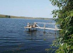 Ивачевское водохранилище в Тернопольской области-1