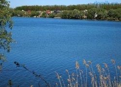Муромское водохранилище в Харьковской области-1