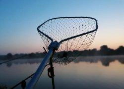 Рыбалка у села Заречное