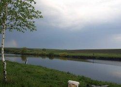 Рыбалка в Домамориче Тернопольской области